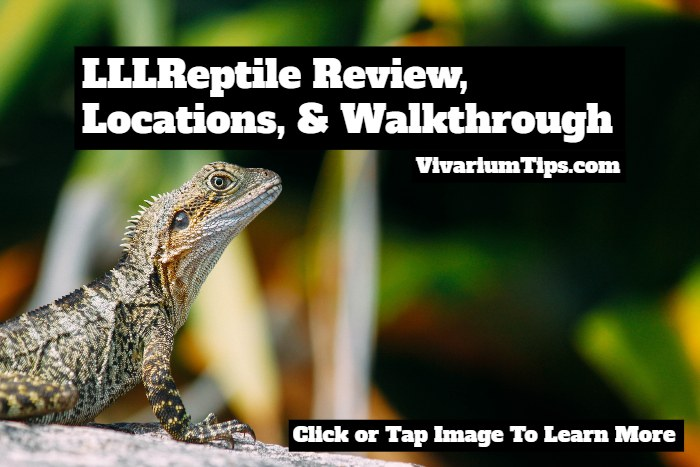 lllreptile review and locations